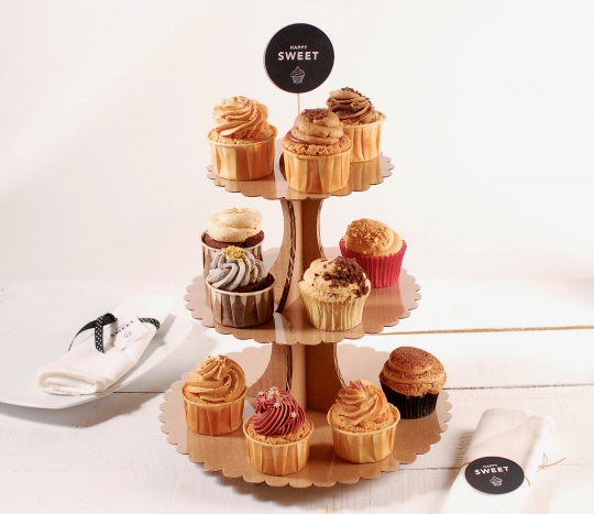 Expositor Cupcakes