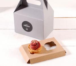 Holder Picnic M 2 cupcakes