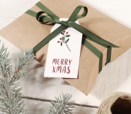 Christmas label pack