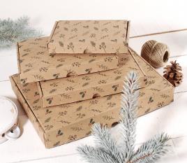 Schachtel für Postversand