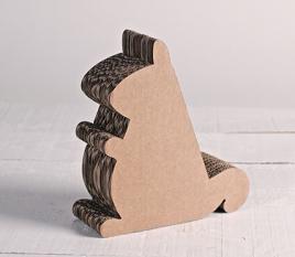 Kartonhalterung für iPad - Eichhörnchen