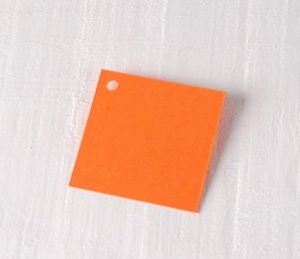 Quadratische Etiketten 10 Stk.