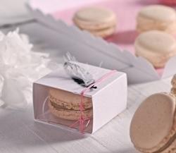 Geschenkboxen für einen Macaron