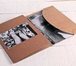 Presentation folder for photos