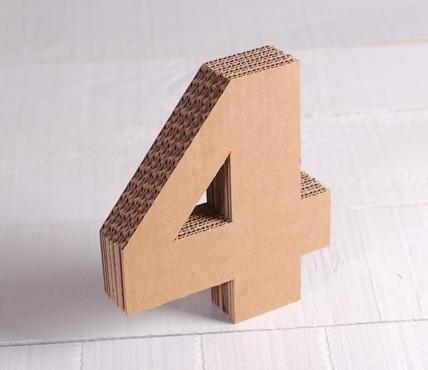 Números de Cartón