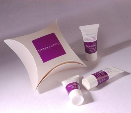 Caja regalo cosmética para tiendas o muestras