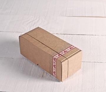 Rectangular postal boxes