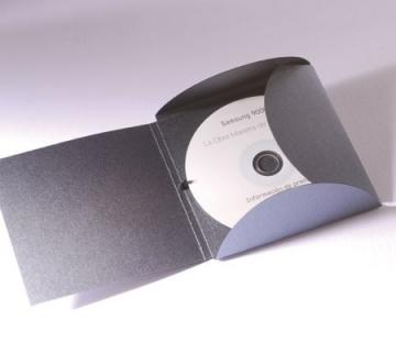 Caja regalo CD para empresas