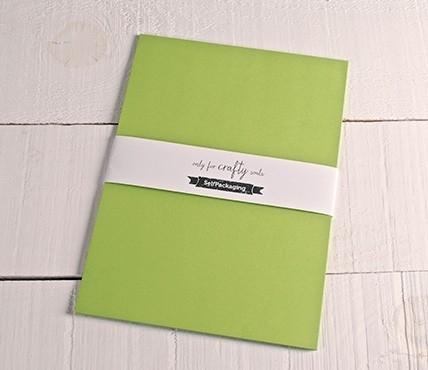 Cartoncini in verde pistacchio A4