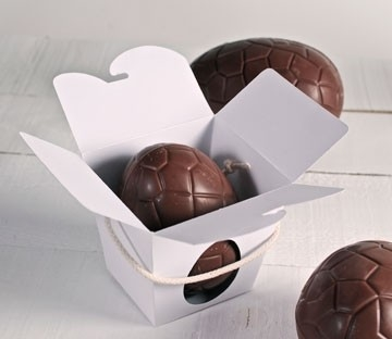 Easter boxes with handle
