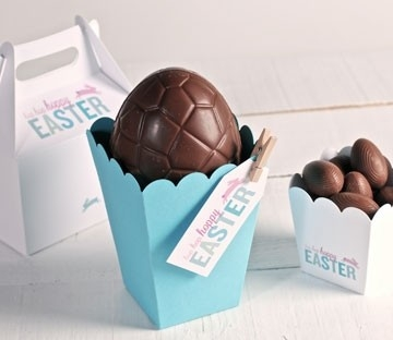 Gift boxes for Easter