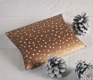 Scatola de regalo natalizio per gioielli