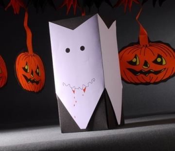 Halloween gift box -  Dracula