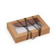 Presentation box with lid