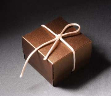 Cajita con tapa para regalo