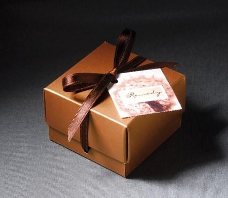 Caja para tiendas de bisutería