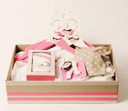Cesta regalo para niños