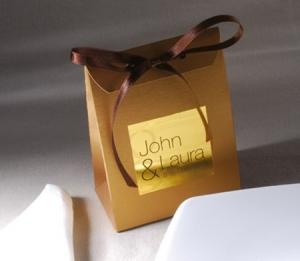 Bolsa para detalles de boda