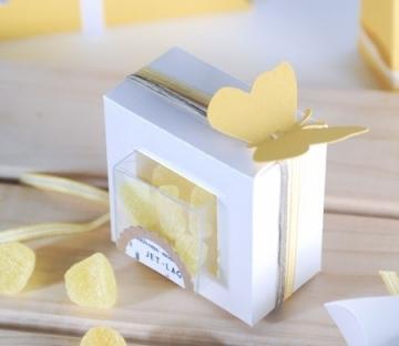 PVC box for baptisms