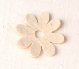 Filz – Gänseblümchen