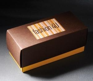 Cajita rectangular para regalo