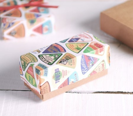 Rectangular gift box