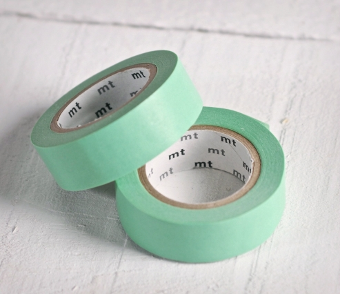 Washi Tape Turquesa