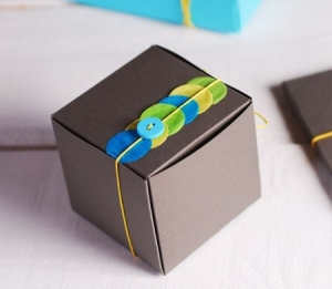 Little box for small cookies