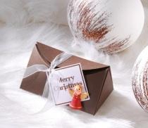 Scatola regalo per inviti a eventi