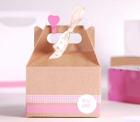 Originelle Cupcake-Box