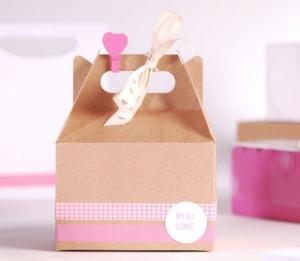 Original cupcake box