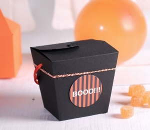 Little box for Halloween