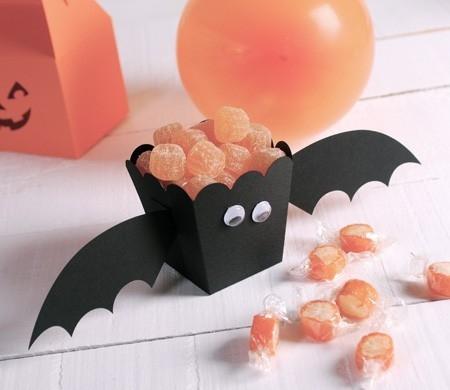 Caja para fiestas de Halloween