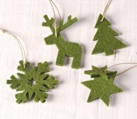 Jingle Pendants Assorted Set