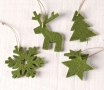 Jingle Pendants Assorted Set