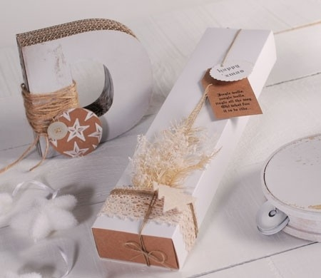 Smart box for Christmas gifts - SelfPackaging