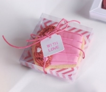 Sweet gift box with sleeve