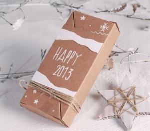Customisable Christmas box
