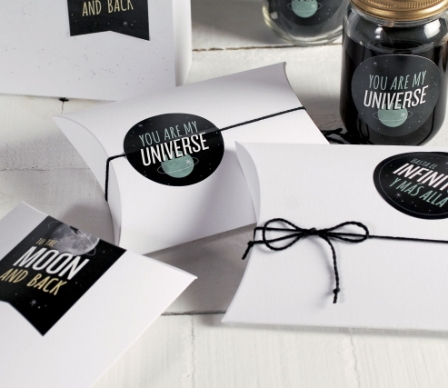 Original caja para joyas con decoración