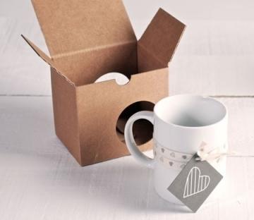 Box for mugs