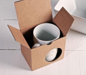 Cajita para tazas