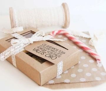Felicitación navideña handmade