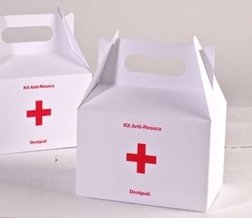 Caja de picnic impresa para Desigual
