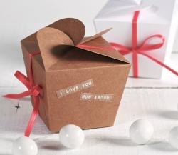 Original caja regalo para San Valentín