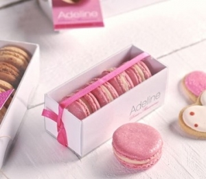 Little box for macarons