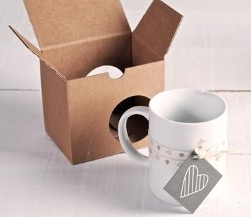 Cajas para regalar tazas