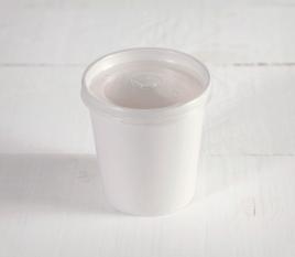 Vaso de cartón doble 16 OZ para sopa o helados