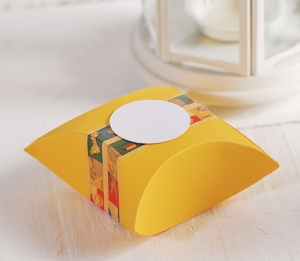 Caja para regalos infantiles