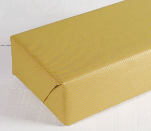 Wrapping paper with dots