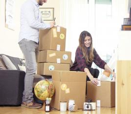 Kit Básico 12 cajas para mudanzas
